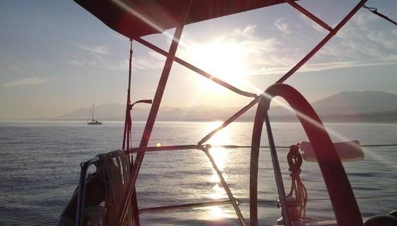 Excursión en Velero Marbella