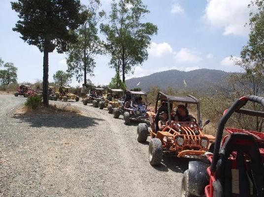 Buggys en Marbella rutas y excursiones